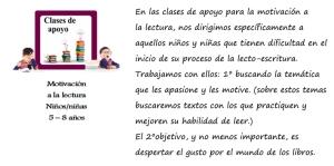 texto motivacion a la lectura