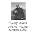 denk plaat Rudolf Steiner