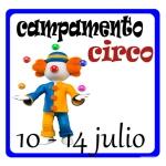 CAMPAMENTO DE CIRCo verano 2017