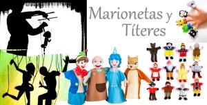 haremos marionetas y titeres